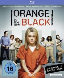 Orange is the new Black Staffel 1 (Blu-ray)