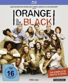Orange is the new Black Staffel 2 (Blu-ray)