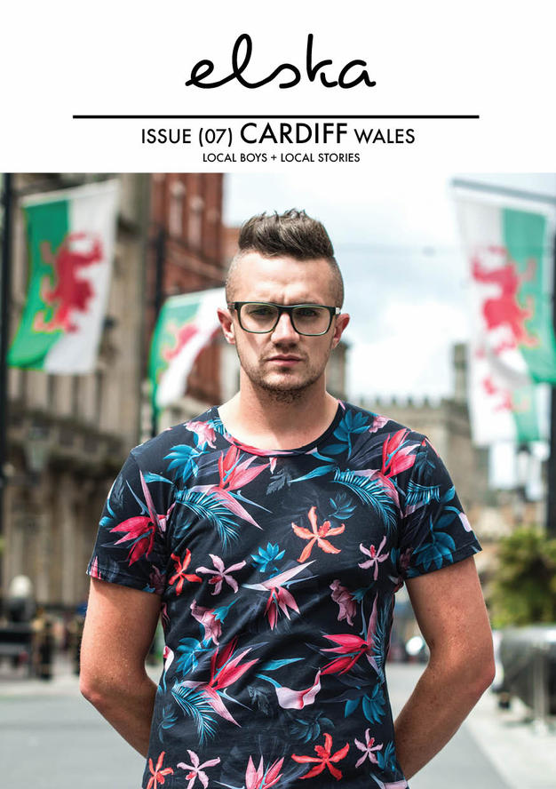 Elska Magazine Issue 07 - Cardiff (Wales)
